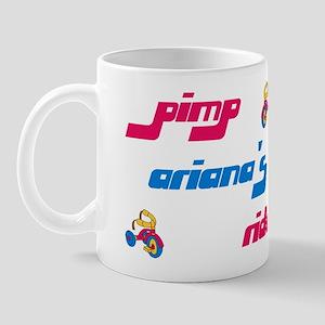 Pimp Ariana's Ride Mug