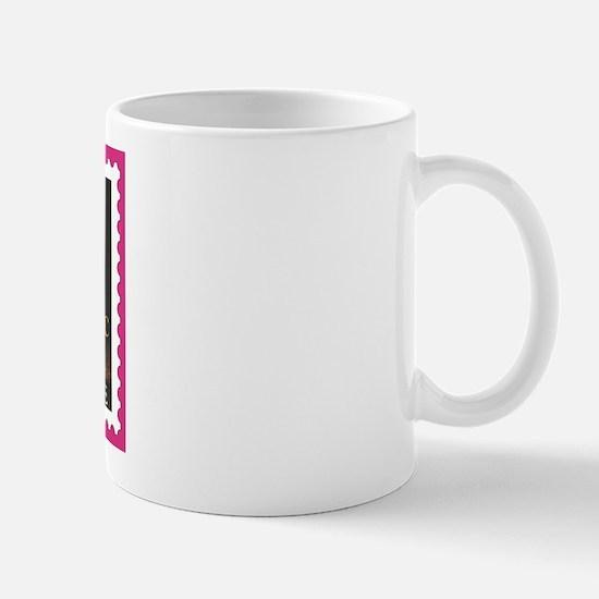 Pharmacist Stamp Collecting Mug