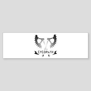 Cycopath Bumper Sticker