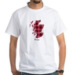 Map - Brice White T-Shirt