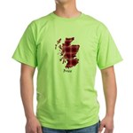 Map - Brice Green T-Shirt