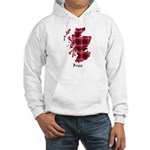Map - Brice Hooded Sweatshirt