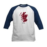 Map - Brice Kids Baseball Jersey