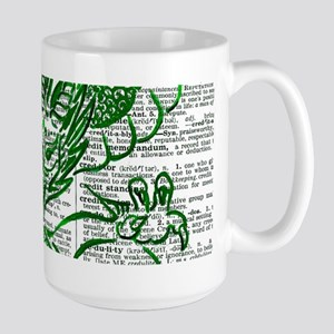 The Jade Dragon Mugs