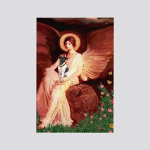 Angel / Smooth T (#1) Rectangle Magnet