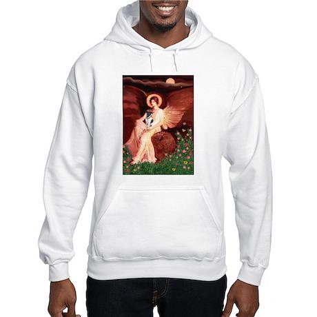 Angel / Smooth T (#1) Hooded Sweatshirt