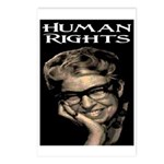 HUMAN RIGHTS Postcards (Package of 8)