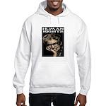 HUMAN RIGHTS Hooded Sweatshirt