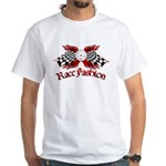 SpeedMeter White T-Shirt