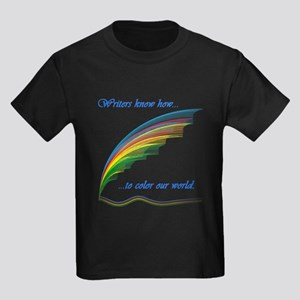 Writers know how... Kids Dark T-Shirt