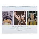 Prison Art Justice Themed Calendar