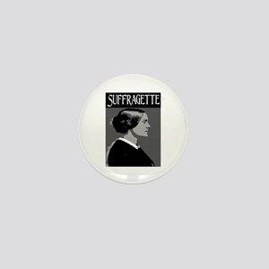 SUFFRAGETTE Mini Button