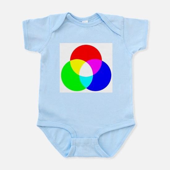 RGB Color Model Body Suit