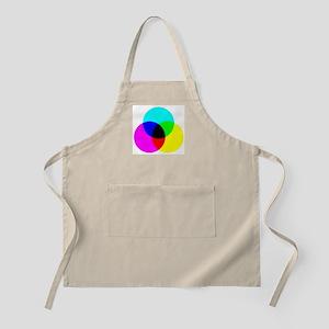 CMYK Color Model Apron