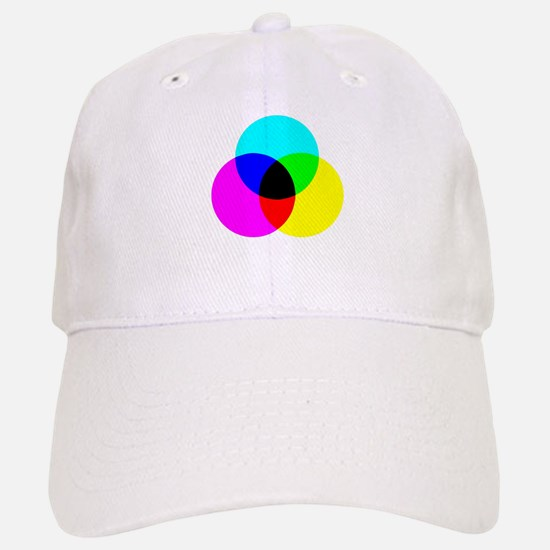 CMYK Color Model Baseball Baseball Cap