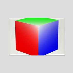 RGB Cube Magnets