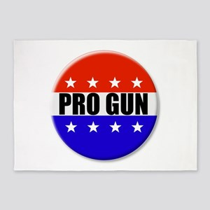 Pro Gun 5'x7'Area Rug
