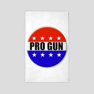 Pro Gun Area Rug