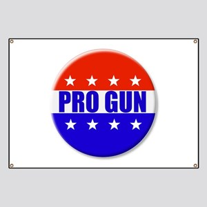 Pro Gun Banner