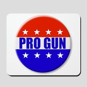 Pro Gun Mousepad