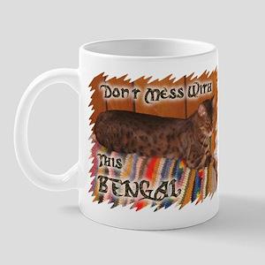 DontMessWithBengal Mug