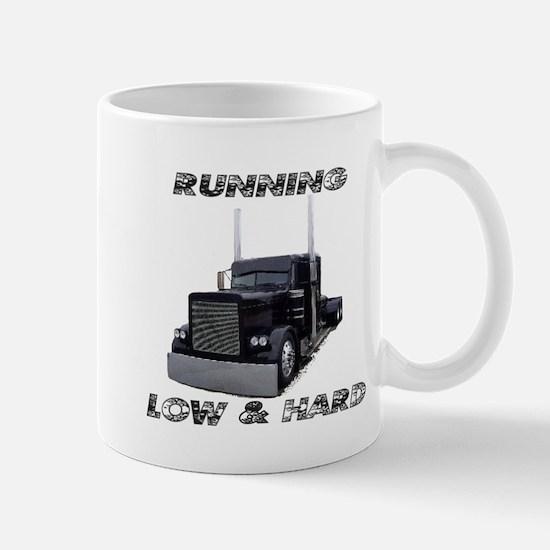 Running Low & Hard Mug