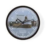 Mississagi Wall Clock