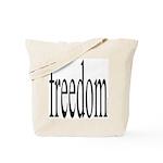 282.freedom. . Tote Bag