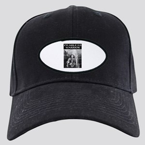 FEARLESS WARRIOR Black Cap