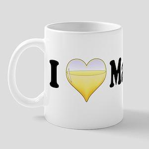 I Love Marsanne Mug