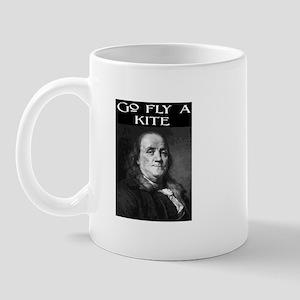 GO FLY A KITE (2) Mug