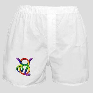 GLBT Leo & Taurus Boxer Shorts