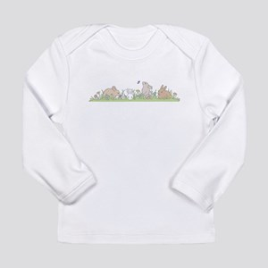 Bunny Family Long Sleeve T-Shirt