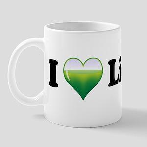 I Love Liqueur Mug