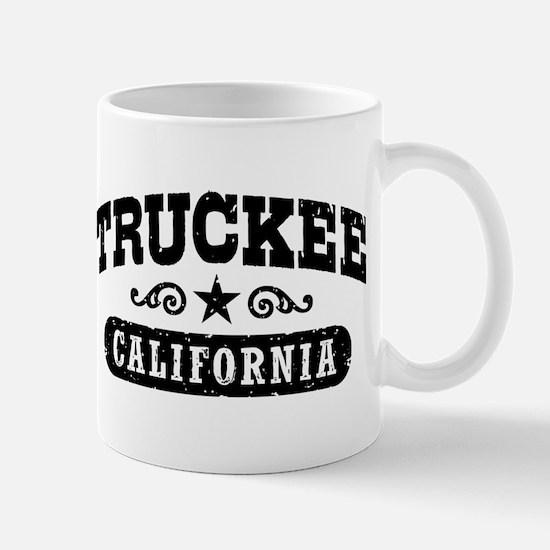 Truckee CA Mug