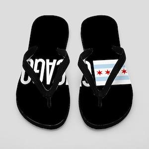 Chicago: Chicagoan Flag & Chicago Flip Flops