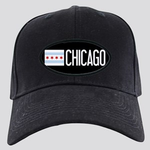 Chicago: Chicagoan Flag & Chicago Black Cap