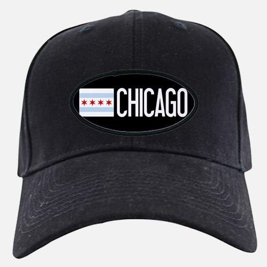 Chicago: Chicagoan Flag & Chicago Baseball Hat