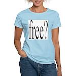 282d.free? Women's Pink T-Shirt