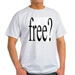 282d.free? Ash Grey T-Shirt