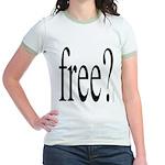 282d.free? Jr. Ringer T-Shirt