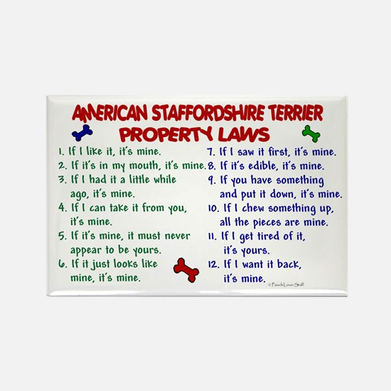 American Staffordshire Terrier Property Laws 2 Rec
