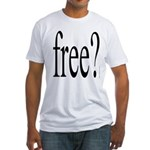 282d.free? Fitted T-Shirt