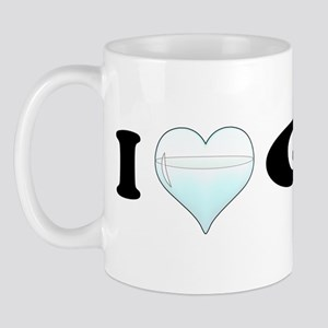 I Love Gin Mug