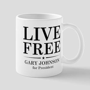 LIVE FREE Mug