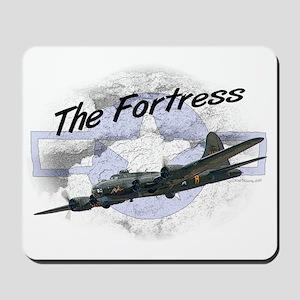 Fortress Aircraft Mousepad