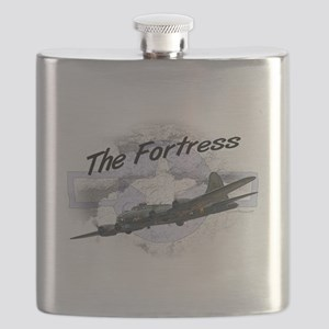 Fortress Aircraft Flask