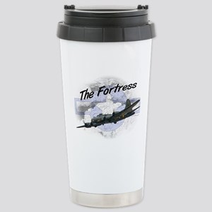 Fortress Aircraft Stainless Steel Travel Mug