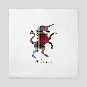 Unicorn - Anderson Queen Duvet