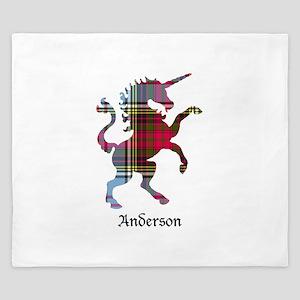 Unicorn - Anderson King Duvet